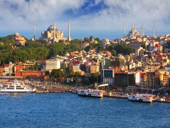 Küste Istanbul - Istanbul
