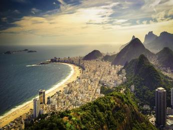Küste Rio de Janeiro - Rio De Janeiro