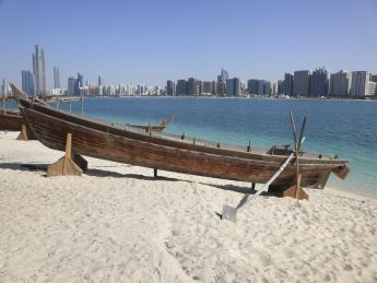 Küste Abu Dhabi - Abu Dhabi