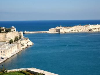 Grand Harbour - Valletta