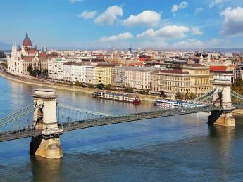 Panorama Budapest - Budapest