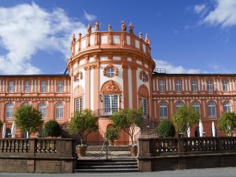 Schloss Biebrich - Wiesbaden