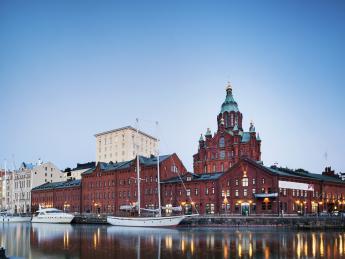 Uspenski-Kathedrale - Helsinki