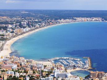 Platja de Can Pere Antoni - Palma de Mallorca