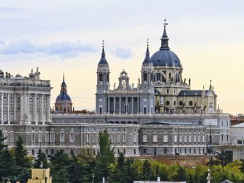 Almudena Kathedrale - Madrid