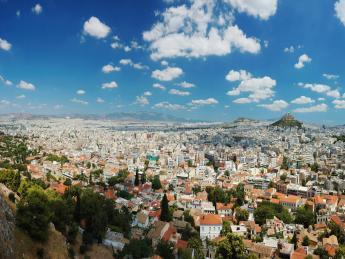 Athen Panorama - Athen