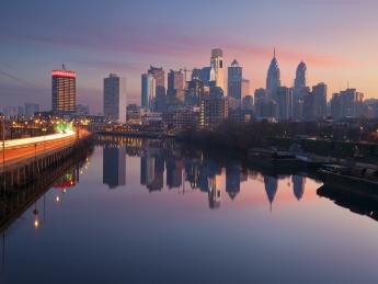 Skyline Philadelphia - Philadelphia