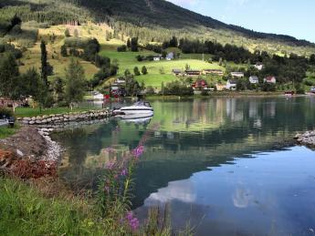 Nordfjord - Norwegen-Nordfjord