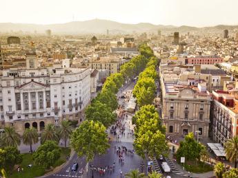 Urlaub Barcelona