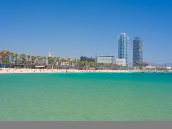 1174+Spanien+Barcelona+Somorrostro+GI-619769576