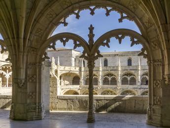 Mosteiro dos Jerónimos, Hieronymus-Kloster - Lissabon