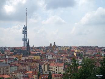 Zizkov Tower - Prag