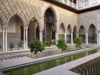 Alcázar von Sevilla - Sevilla