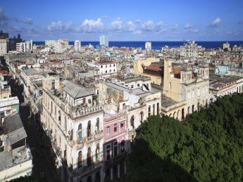 Stadt - Havanna