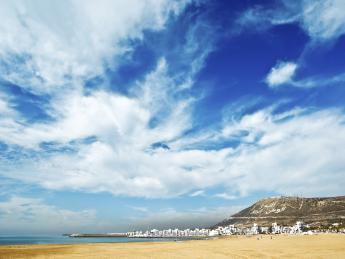 Kasbah von Agadir - Agadir