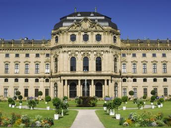 Würzburger Residenz - Würzburg