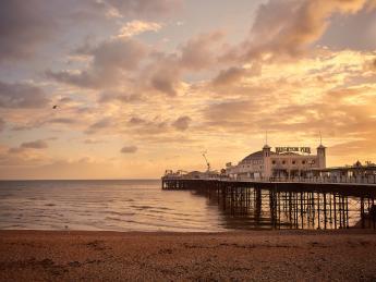 Brighton Pier - Brighton