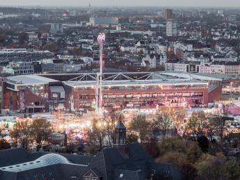 Hamburger Dom - Hamburg