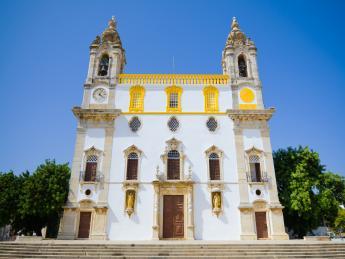 Igreja do Carmo - Faro