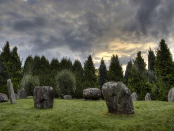Steinkreis von Kenmare - Kenmare (Kerry)