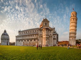 Schiefer Turm von Pisa - Pisa