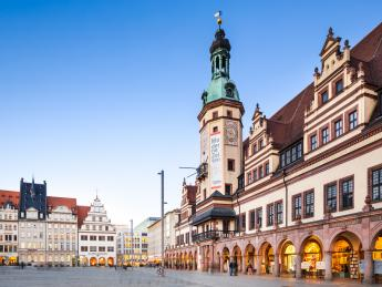Altes Rathaus - Leipzig