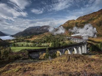 Glenfinnan Viaduct - Schottland