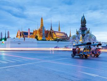 Großer Palast Bangkok - Bangkok
