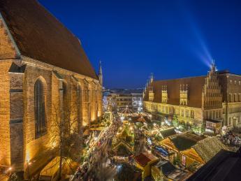 Weihnachtsmarkt - Hannover