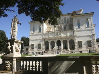 Villa Borghese - Rom