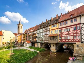 188185+Deutschland+Erfurt+Krämerbrücke+GI-947220208