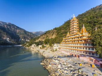 Ganges - Rishikesh