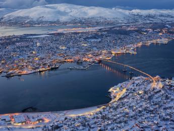 Tromsøbrua - Tromsø