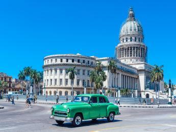 Kapitol - Havanna