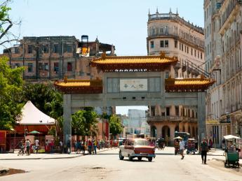 Chinatown - Havanna