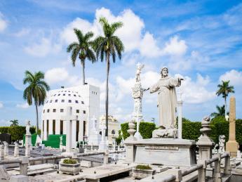 Cementerio Cristóbal Colón - Havanna
