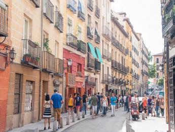 Calle Cava Baja - Madrid