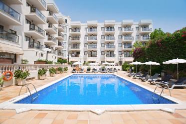 Apartamentos Jade - Playa de Palma, Mallorca