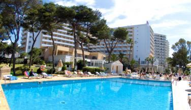 Hotel Riu Playa Park - Playa de Palma, Mallorca