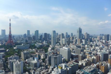 Japan: Tokio - Ausblick