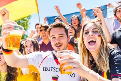 Tipps Fussball WM: Fans - Public Viewing