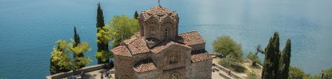 Impression von Autovermietung Ohrid