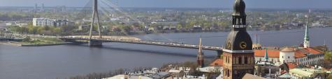 Impression von Autovermietung Riga