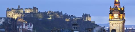 Impression von Reisen Edinburgh