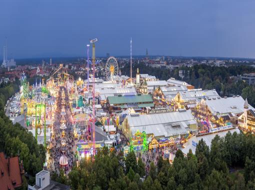 Oktoberfest, Theresienwiese - München