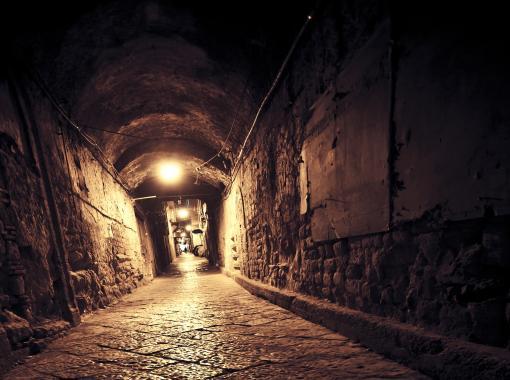 Bourbon Tunnel - Neapel