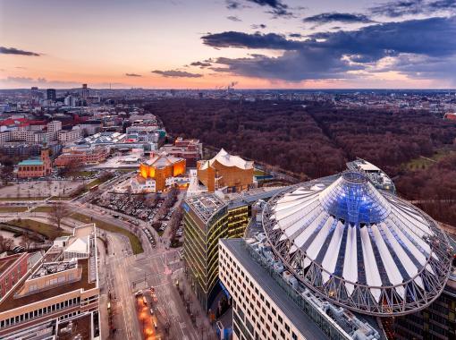 Deutschland: Berlin - Potsdamer Platz