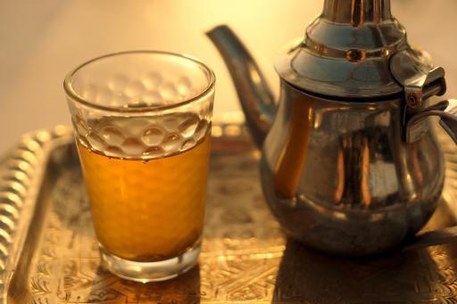 Marokko: Marrakesch Tee