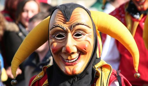 Karneval+Fasching+Maske