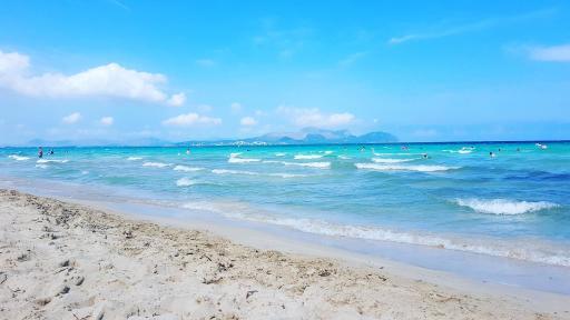 Playa de Son Bauló - Can Picafort